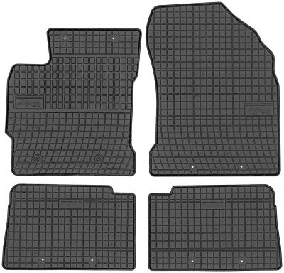 FROGUM gumowe dywaniki samochodowe Toyota Auris II od 2012r. 000807
