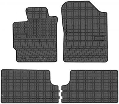 FROGUM gumowe dywaniki samochodowe Toyota Yaris III od 2011r. 000808