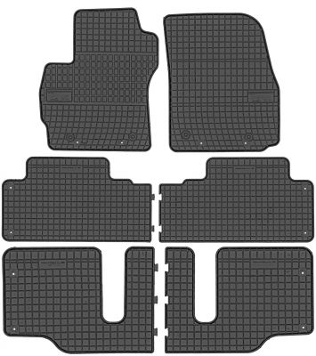 FROGUM gumowe dywaniki samochodowe Mazda 5 7os od 2005-2010r. 008631
