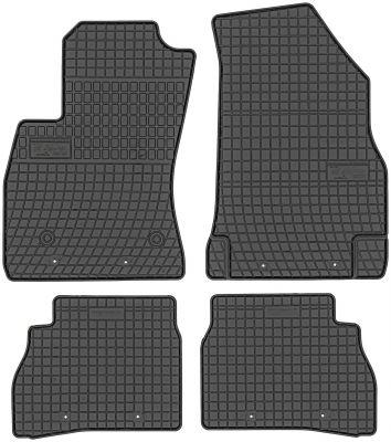 FROGUM gumowe dywaniki samochodowe Fiat Doblo II 5os od 2010r. 000910