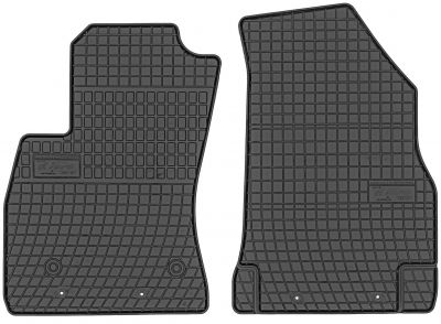 FROGUM gumowe dywaniki samochodowe Fiat Doblo I 2os od 2010r. 000910P