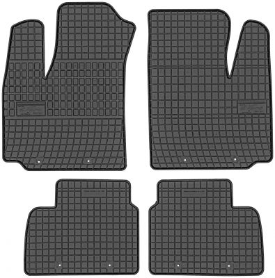FROGUM gumowe dywaniki samochodowe Fiat Doblo I 5os od 2000-2009r. 000911