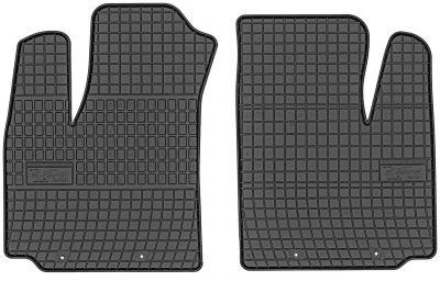 FROGUM gumowe dywaniki samochodowe Fiat Doblo I 2os od 2000-2009r. 000911P