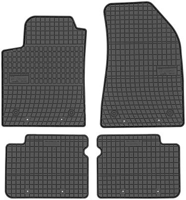 FROGUM gumowe dywaniki samochodowe Fiat Bravo II od 2007-2014r. 000913