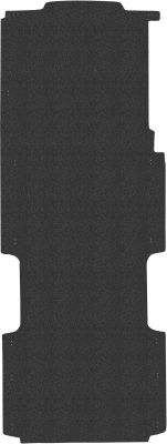 CARGO dywanik mata do części ładunkowej bagażnka Man TGA L5 (bardzo długi) 4x2 od 2017r. REZAW-PLAST 101890