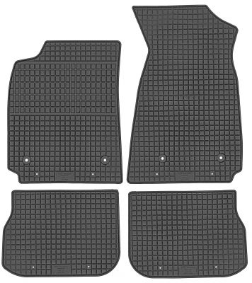 PETEX gumowe dywaniki samochodowe Audi A4 B5 od 1995-2001r. P13010