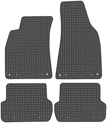 PETEX gumowe dywaniki samochodowe Audi A4 B6 B7 od 2000-2007r. P13110