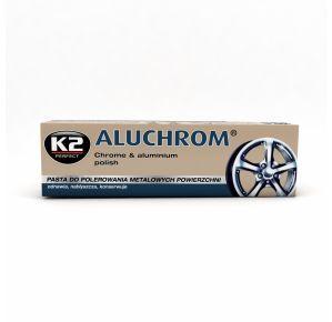 K2 ALUCHROM Czyści i nabłyszcza metalowe powierzchnie K003