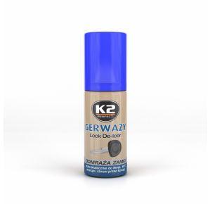 K2 GERWAZY 50 ML Odmraża zamki K656