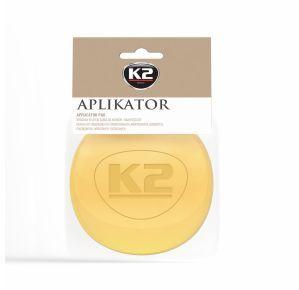 K2 APLIKATOR gąbka do wosków i nabłyszczaczy L710
