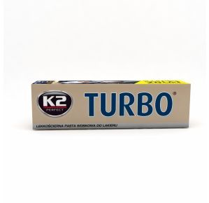 K2 TURBO 120 G Lekkościerna pasta woskowa NANOTECHNOLOGIA K001