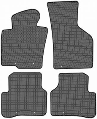 Prismat gumowe dywaniki samochodowe Volkswagen Passat B7 od 2010-2014r.
