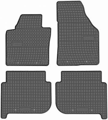 Prismat gumowe dywaniki samochodowe Volkswagen Touran II od 2010-2015r.