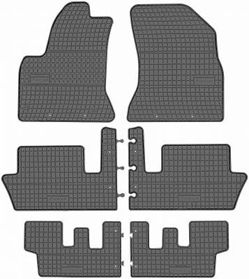 Prismat gumowe dywaniki samochodowe Peugeot 5008 2009-2017r 7 osób