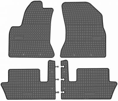 Prismat gumowe dywaniki samochodowe Citroen C4 Picasso 5os od 2006-2013r.