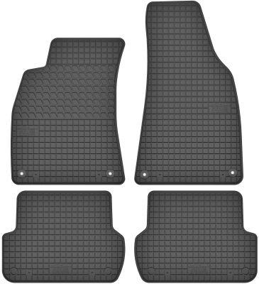 Motohobby  gumowe dywaniki samochodowe Audi A4 B6 B7 od 2000-2007r. 141103