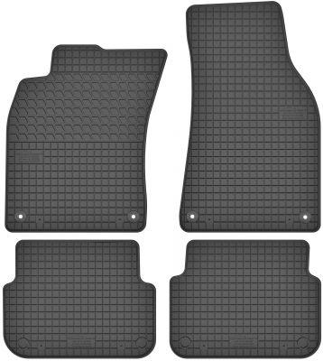 Motohobby  gumowe dywaniki samochodowe Audi A6 C6 od 2004-2006r. 141107