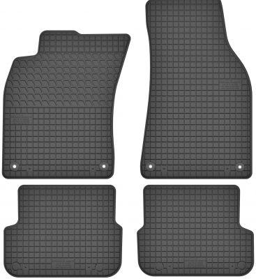 Motohobby  gumowe dywaniki samochodowe Audi A6 C6 od 2006-2011r. 141108