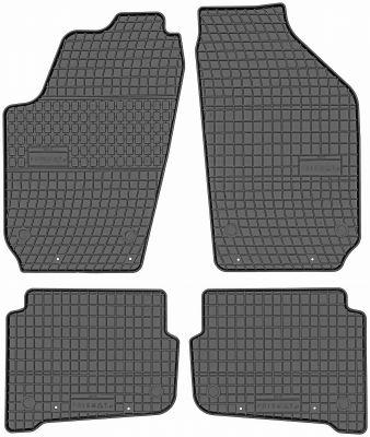 Prismat gumowe dywaniki samochodowe Seat Ibiza III od 2002-2008r.