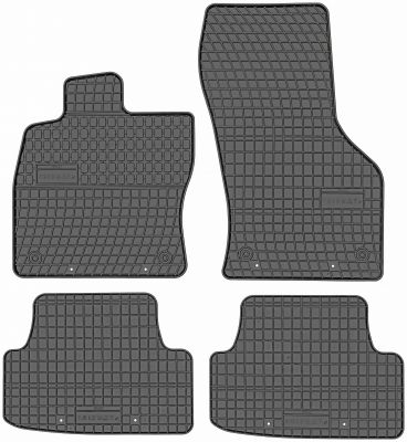 Prismat gumowe dywaniki samochodowe VW Golf VII od 2012r