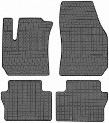 Prismat gumowe dywaniki samochodowe Zafirira B 2005-2014r 5osób