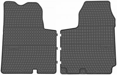 Prismat gumowe dywaniki samochodowe Renault Trafic od 2001-2014r.