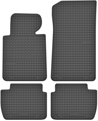 Motohobby  gumowe dywaniki samochodowe BMW 3 E46 1998-2007r. 150101
