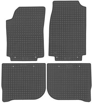 PETEX gumowe dywaniki samochodowe Audi 100 od 1990-1994r. P15010