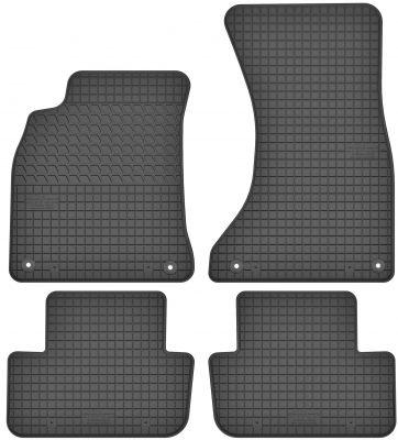 Motohobby  gumowe dywaniki samochodowe Audi A4 B8 od 2008-2015r. 150303