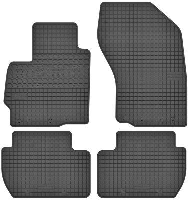 Motohobby  gumowe dywaniki samochodowe Mitsubishi Outlander II od 2006-2013r. 150704