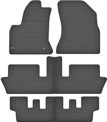 Motohobby  gumowe dywaniki samochodowe Citroen C4 Picasso 7os od 2006-2013r. 150811