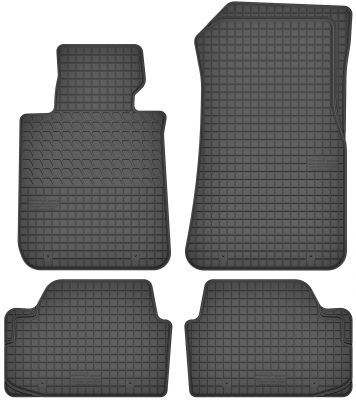 Motohobby  gumowe dywaniki samochodowe BMW s1 F20 od 2011r. 150903