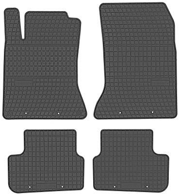 Prismat gumowe dywaniki samochodowe Mercedes GLA od 2013r.-