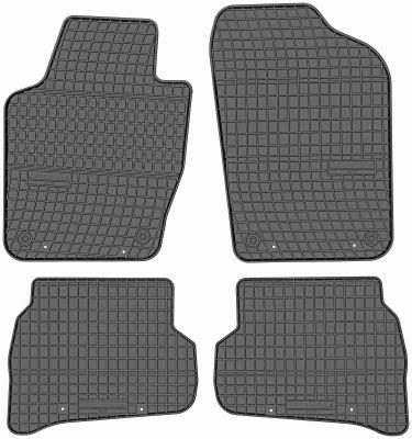 Prismat gumowe dywaniki samochodowe VW Polo V 2009-2017r