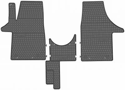 Prismat gumowe dywaniki samochodowe Volkswagen T6 Transporter od 2015r.