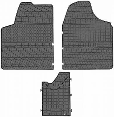 Prismat gumowe dywaniki samochodowe Toyota ProAce od 2013-2016r.