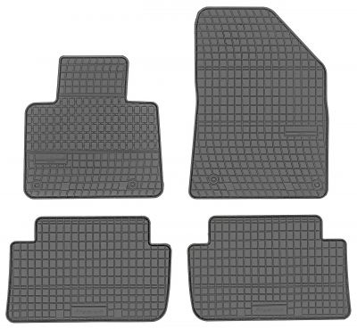 Prismat gumowe dywaniki samochodowe Citroen C5 II od 2008-2017r
