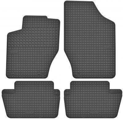 Motohobby  gumowe dywaniki samochodowe Citroen C4 od 2011-2017r. 160101A