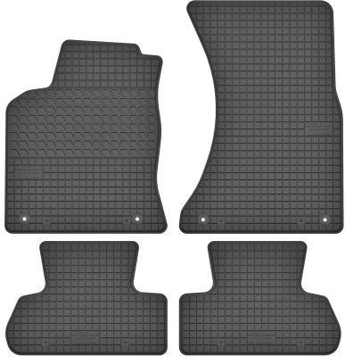 Motohobby  gumowe dywaniki samochodowe Audi Q5 od 2008-2017r 160802