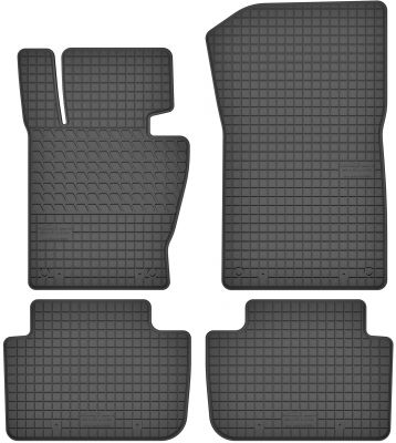 Motohobby  gumowe dywaniki samochodowe BMW X3 E83 2004-2010r 160804