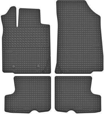 Motohobby  gumowe dywaniki samochodowe Dacia Sandero 2008-2013r 170201