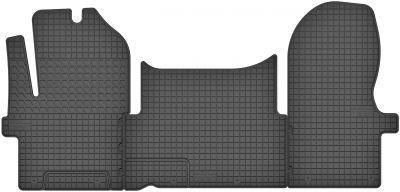 Motohobby  gumowe dywaniki samochodowe Iveco Daily 2011-2014r 170301