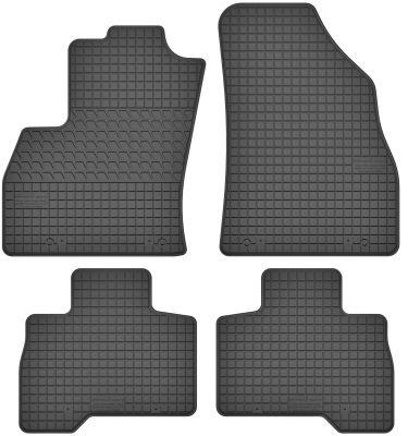 Motohobby  gumowe dywaniki samochodowe Citroen Nemo od 2008-2017r. 190305