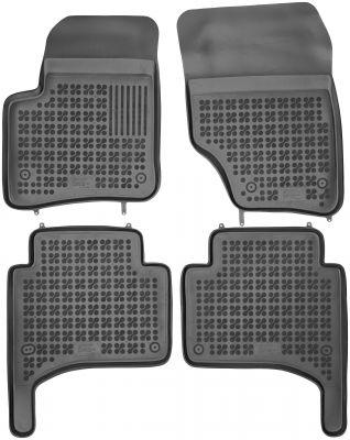 REZAW PLAST gumowe dywaniki samochodowe Volkswagen Touareg od 2002-2010r. 200105