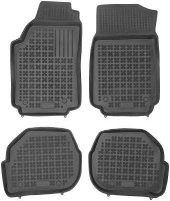 REZAW PLAST gumowe dywaniki samochodowe Audi 100 od 1990-1994r. 200302