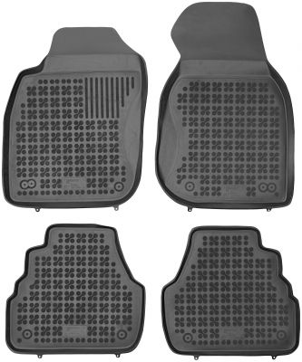 REZAW PLAST gumowe dywaniki samochodowe Audi A6 C5 od 1997-2004r. 200304