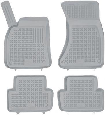 REZAW PLAST 200308S popielate gumowe dywaniki samochodowe Audi A5 Sportback od 2009r. 200308S