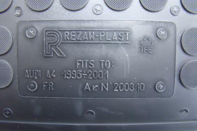 REZAW PLAST gumowe dywaniki samochodowe Audi A4 B5 od 1995-2001r. 200310