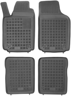 REZAW PLAST gumowe dywaniki samochodowe Audi A2 od 2000-2005r. 200312