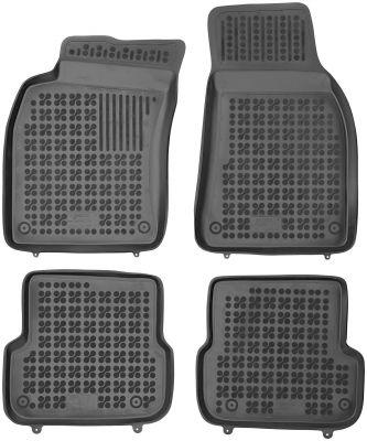 REZAW PLAST gumowe dywaniki samochodowe Audi A6 C6 od 2006-2011r. 200317